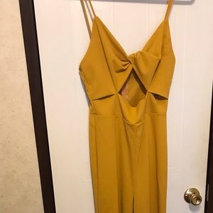 Windsor Tops - Yellow Romper